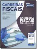 Carreiras Fiscais - Vol. 1 - 01Ed/19 - Alfacon