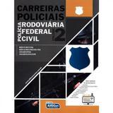 Carreiras policiais - vol. 2 - Editora alfacon