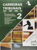 Carreiras tribuanais - vol. 2 - Editora alfacon