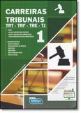 Carreiras Tribunais - Vol.1 - Alfacon
