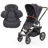 Carrinho de Bebê ABC Design Salsa 4 + Confort Seat Liner Style Street