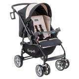 Carrinho de Bebê AT6 K Bege - Burigotto