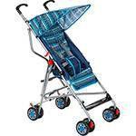 Carrinho Umbrella Slim Voyage - Azul
