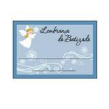 Cartao Lembrancinha Batizado ref.832N c/50 - Kid Art - Kidart