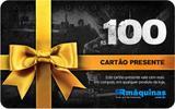 Cartão Presente R 100 Reais - Rr máquinas