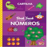 Cartilha book truck -  numeros