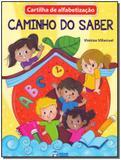 Cartilha Caminho do Saber - Rideel editora ( bicho esperto )