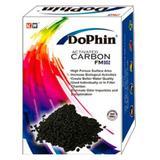 Carvão Ativado + Zeolite 400gr - Aquário Doce/marinho Dophin