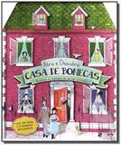 Casa de bonecas - colecao abra e descubra - Moderna - paradidatico