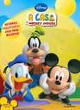 Casa do mickey mouse, a - Melhoramentos