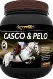 Casco e pelo 500 g organnact 500g cavalo equino
