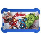 Case Para Tablet 7 Pol Disney Avengers Azul Multilaser - PR938