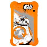 Case Para Tablet 7 Polegadas Star Wars Laranja - PR940 - Multilaser