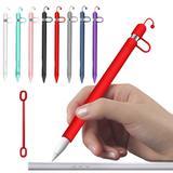 Case Protetora Apple Pencil Completo Silicone Ipad