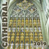 Cathedral 2019 Mini Wall Calendar - Gumdrop press