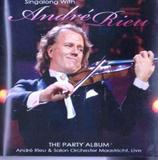 CD André Rieu - Singalong With - Rhythm and blues