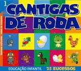 CD Cantigas de Roda Volume 1  + CD Cantigas de Roda Volume 4 - Combo