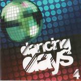 CD Dancing Days 4 - Top disc