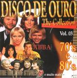 CD Disco de Ouro - The Collection 70s e 80s- Volume 3 - Universal