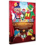 CD + DVD Patati Patatá - Coletânea de Sucessos - Som livre
