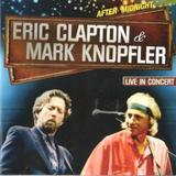 CD Eric Clapton  Mark Knopfler - Live In Concert - Rhythm and blues