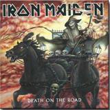 CD Iron Maiden - Death On The Road Duplo - Warner