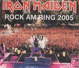 CD Iron Maiden Rock Am Ring 2005 - Top disc