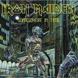 CD Iron Maiden - Somewhere In Time - Warner
