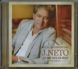 CD J.Neto - As 20 Melhores Vol I - Diamond
