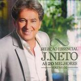 CD J.Neto - As 20 Melhores Volume II - Diamond