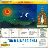 CD + Livro Coleção Tim Maia - Racional Volume 1 - Abril