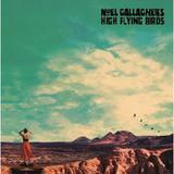 CD Noel Gallaghers - High Flying Birds - Who Built The Moon - Outros