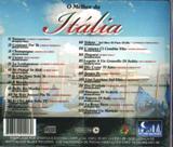 CD O Melhor da Itália - Os grandes Sucessos da Música Italiana - Rhythm and blues