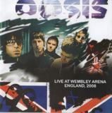 CD  Oasis - Live at Wembley Arena 2008 - Ágata
