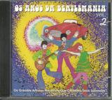CD Os Anos da Beatlemania Volume 2 - Sonopress
