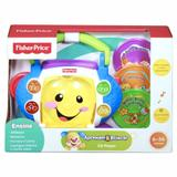Cd Player Aprender E Brincar Fisher-price P5314 - Mattel