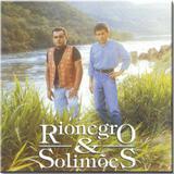 CD Rio Negro e Solimões - Novodisc