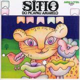 CD Sítio do Picapau Amarelo - Trilha Sonora Original - Rimo