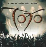 CD Toto - Live In Vinã Del Mar - Rhythm and blues