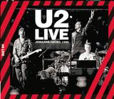 CD U2 Live Johannesburg 1998 - Top disc