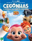 Cegonhas - A Historia Que Nao Te Contaram (Blu-Ray 3D) - Warner home video