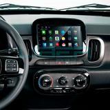 Central Multimídia Android Fiat Mobi Camera BT GPS Espelhamento - Uberparts