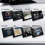 Central Multimídia android Ônix Prisma Spin Cobalt câmera de Ré Tv GPS BT Espelhamento - Uberparts