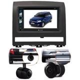 Central Multimidia Dvd Fiat Palio 2010 + Moldura + Camera - Multi marcas