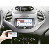 Central Multimídia Ford Ka Se S/ Sync Espelhamento Aprovado Ford - Ar70