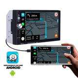 Central Multimídia Hd 7 Univ Mp5 Bluetooth Android - Dex