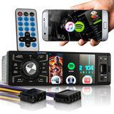 Central Multimídia Mp5 Bluetooth Tela 4 Rádio Fm Usb Sd Aux - Briwax BF-9668