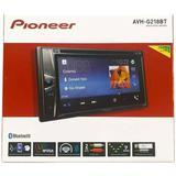 Central Multimídia Pioneer Avh-g218bt Bluetooth Civic 2008 - Pionner