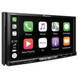 Central Multimídia Pioneer AVH-Z9180TV - 7 pols Bluetooth Espelhamento Wi-Fi TV