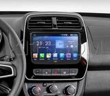 Central Multimídia Renault Kwid Android RL 8""